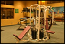 Emerald Suites fitness center