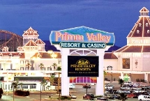 Primm Valley Resort & Casino exterior